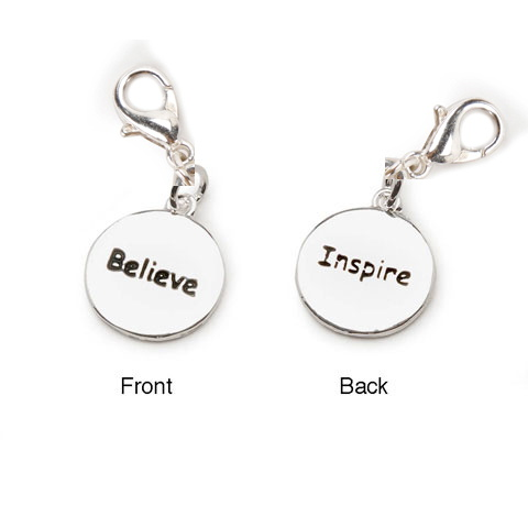 Believe and Inspire Charm