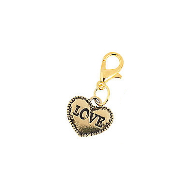 Heart Shaped Love Charm